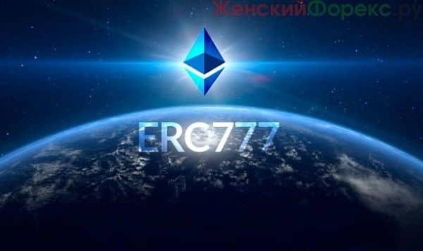 Токены ERC777