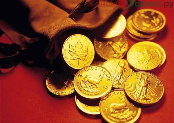 Международный рынок золота