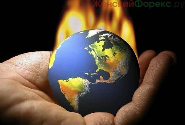 Мировые риски в 2019 году