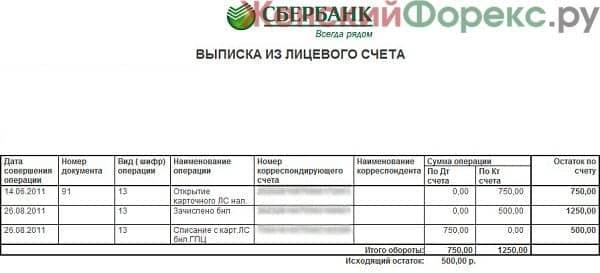 vypiska-iz-litsevogo-scheta-sberbanka