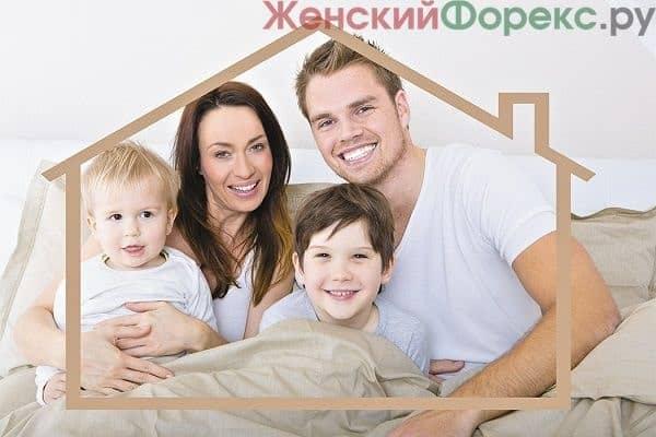 Ипотека «Молодая семья» от Сбербанка
