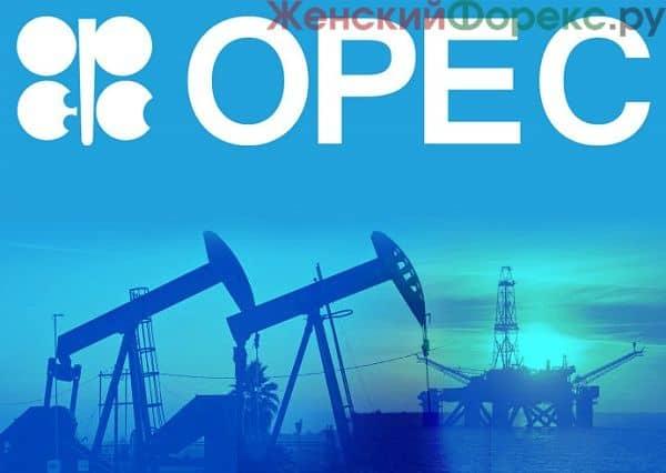 Влияние ОПЕК на цены на нефть