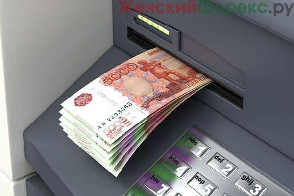 Снятие наличных с кредитной карты Тинькофф