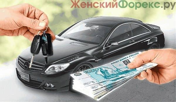 Тинькофф автокредит
